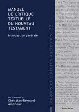 a389d522e737 Ce n est pas une bonne nouvelle pour le porte-monnaie, mais cela fait  plaisir quand même. Rares sont les introductions françaises à la critique  textuelle du ...