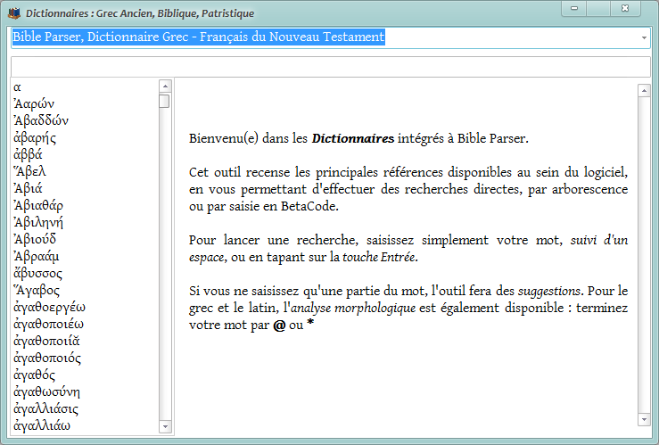 Bible Parser 2015 V 721 Didier Fontaine