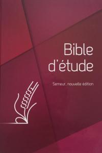 la bible du semeur pdf