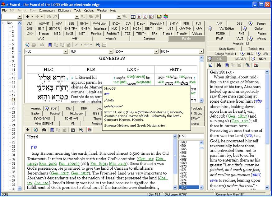 GRATUITEMENT GRATUIT BIBLIA UNIVERSALIS TÉLÉCHARGER 2